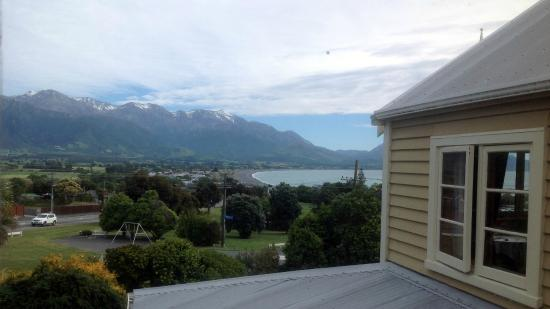 Nikau Lodge: Vue de la chambre 2