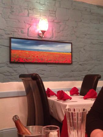 Red Indigo: Lovely decor