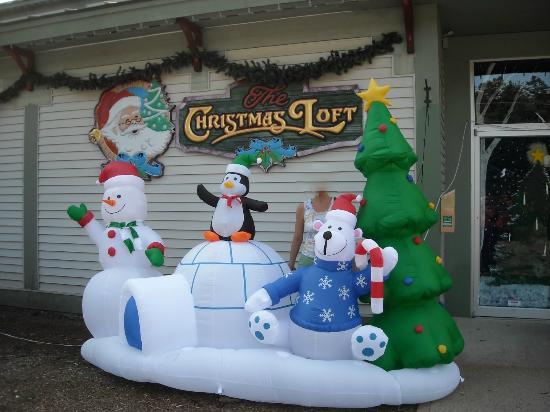 Christmas Loft