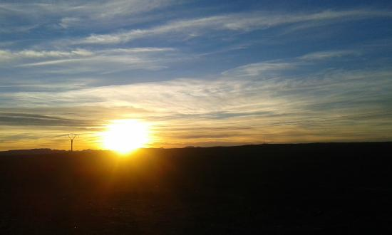 Sahara Desert Trips & Morocco Travels: Sunset In Morocco So Beautiful