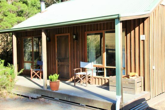 D'Altons Resort: Familiencottage mit Veranda