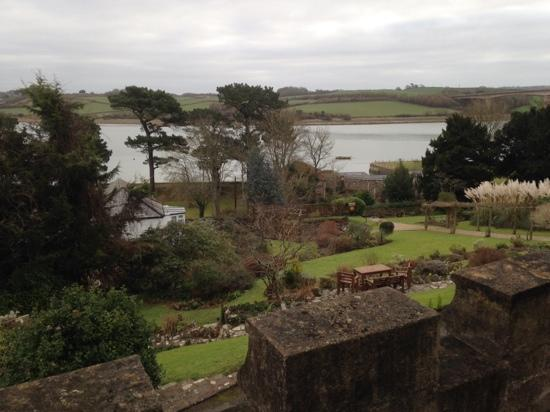 Yeoldon House Hotel: View from Hubba stone room