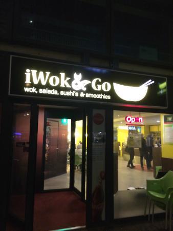 Iwokandgo Eindhoven: entrance