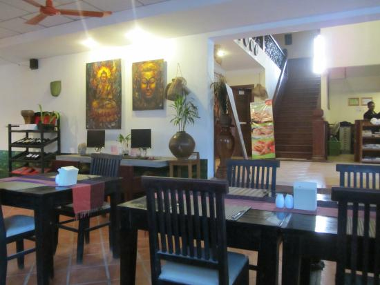 Boutique Cambo Hotel: restaurant