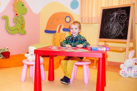 Hotel Sonnegg: Kinderspielzimmer