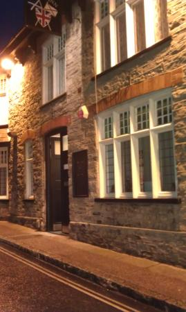 Plympton, UK: Union Inn, Underlane