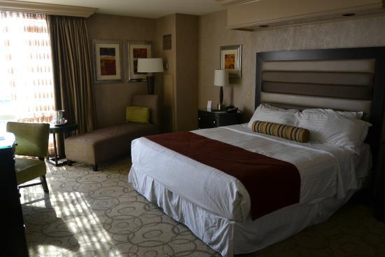 Treasure Island - TI Hotel & Casino: Stirp view room