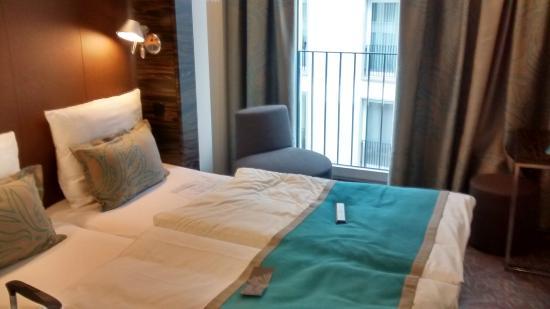 Motel One Köln-Waidmark: Zimmer