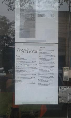 ‪Tropicana Lanches Bar‬