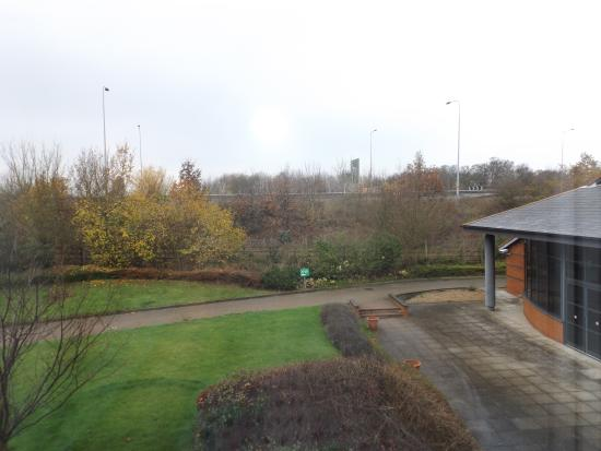Huntingdon Marriott Hotel : View from our Room