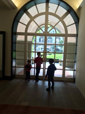 فور سيزونز هوتل مكسيكو دي. إف.: Niños
