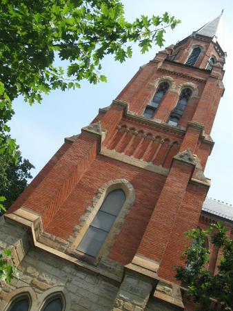 Ste. Anne de Detroit Church: SACD