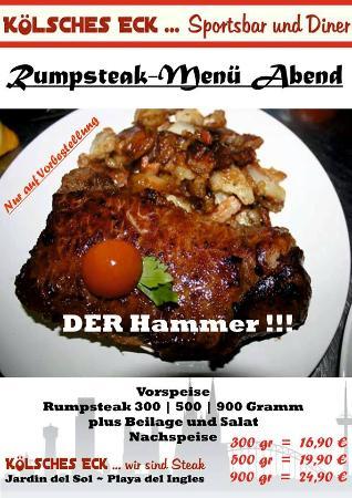 Sportsbar Kolsches Eck : Kölsches Eck