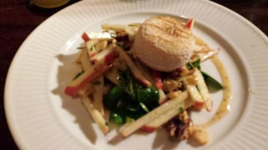 Cote Brasserie - Hampstead: Goats cheese crottin