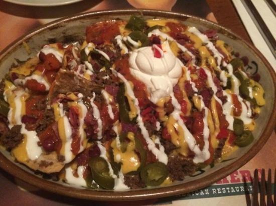 Ranchero: nacho