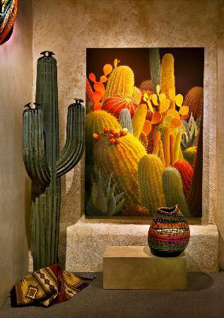 Artist Sharon Weiser S Cactus Paintings Are Always Popular