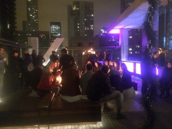 Vertigo Sky Lounge at the dana Hotel: ✨✨