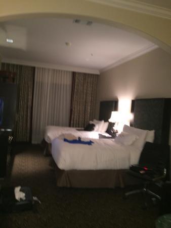 Hotel ZaZa Dallas: My suite at ZaZa