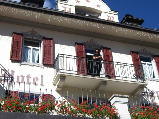 Regina Hotel: Hotel Regina, Cortina