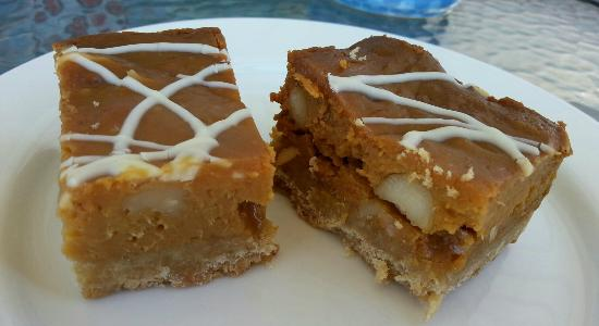 Stables Cafe & Bar: Our take-away sweet treat