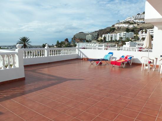 Rio Piedras Apartments: Balcony -
