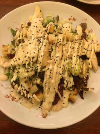 Alsur Café (Palau): Cesar salad
