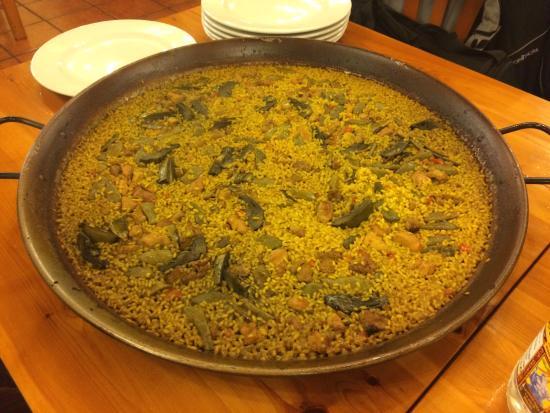 Meson Torreblanca: Gran paella