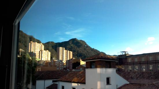 Grace Hotel: view of Monserrate