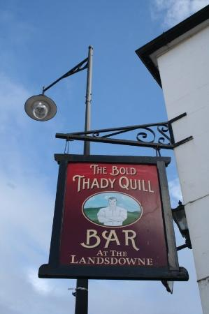 The Bold Thady Quill : JKARLG