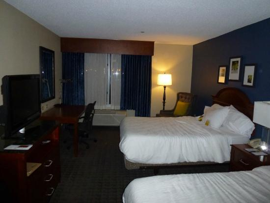 Bedroom Picture of Hilton Garden Inn Westbury Westbury TripAdvisor