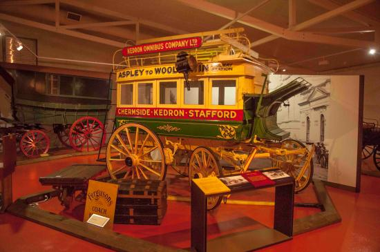 Fergusons coach - Picture of Cobb+Co Museum, Toowoomba - TripAdvisor