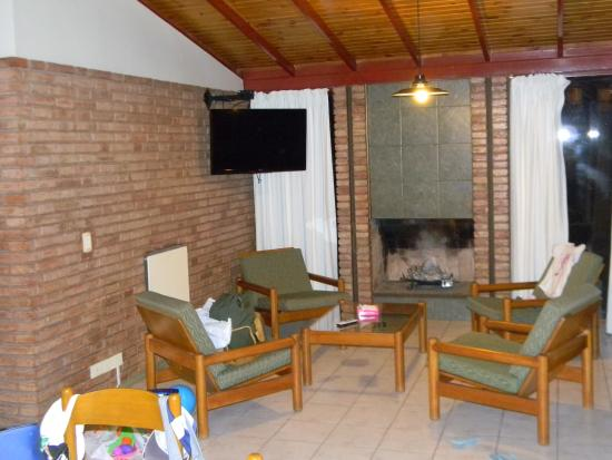 Cabanas Andinas: interior