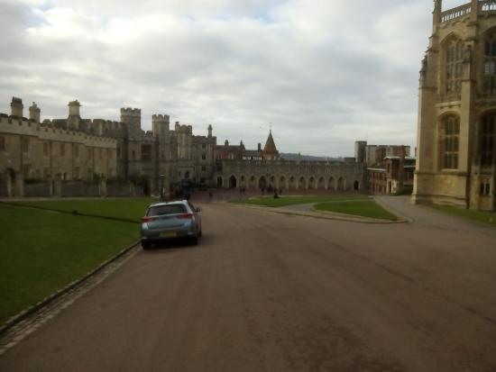 Windsor Castle: n