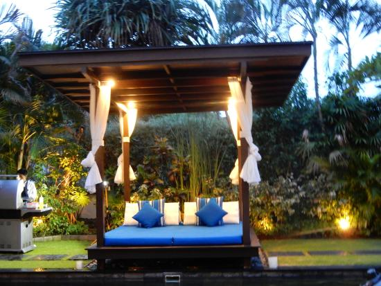 Temple Hill Residence Villa : Cabana