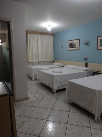 Hotel Cassino Iguassu Falls: Room