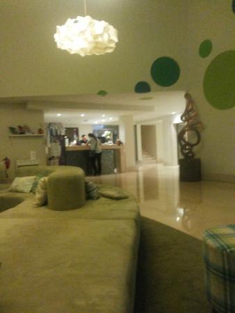 NH Punta Cana: Recepção do hotel