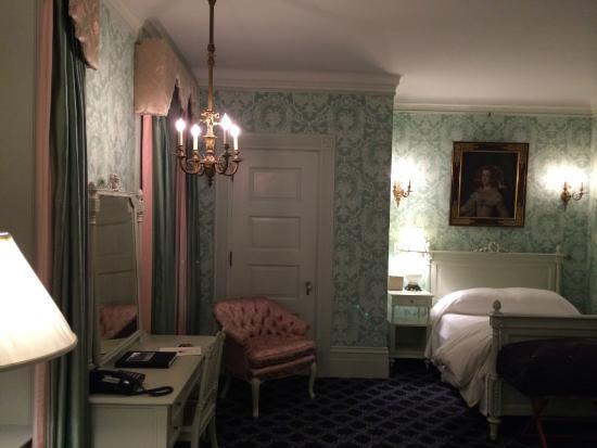 Inn at Shelburne Farms: Bedroom