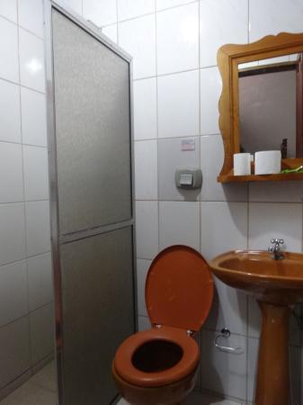 Pousada Marendaz: Bathroom