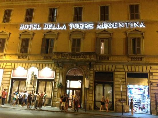 Exe Hotel Della Torre Argentina Roma