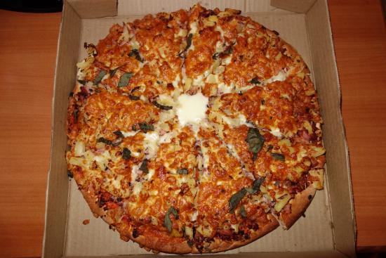 Steveston Pizza Co. : Best gourmet pizza ever!