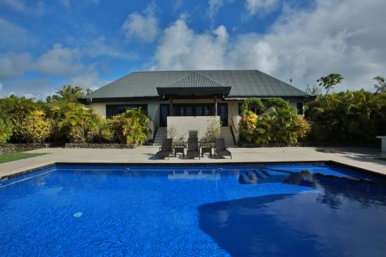 Wananavu Beach Resort: Villa Vanua