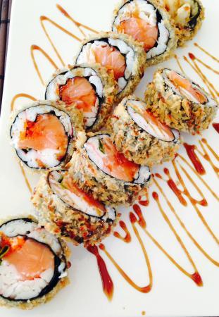 Rolling Sushi: Shogatsu Crab