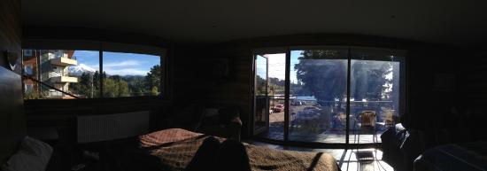 Hotel & Spa Araucarias: vista do Apartamento