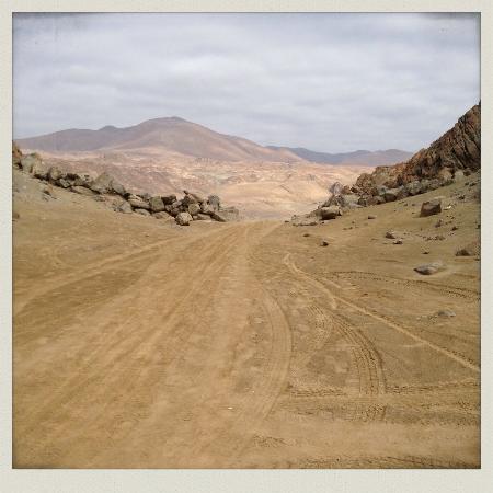 Hotel Puerto Inka: Inka Trail