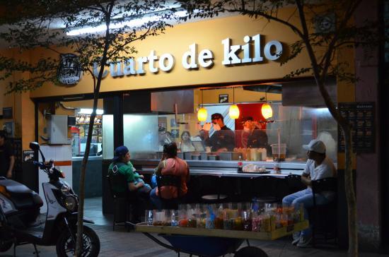Chiles g eros photo de cuarto de kilo zapopan tripadvisor for Un cuarto de kilo