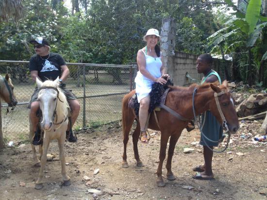 Santi Rancho : A cabalgar!!!