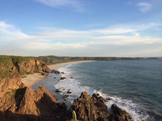 Las Alamandas: One of four private beaches
