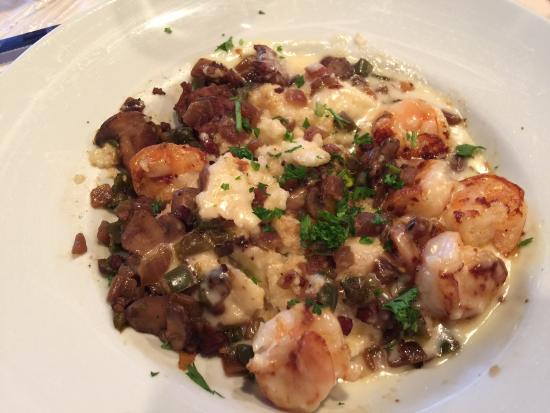 Ruby Tuesday Shrimp And Cheesy Grits