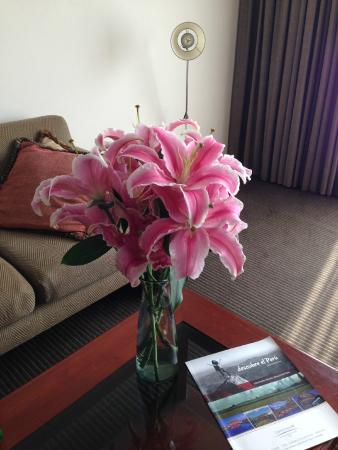 Hotel Libertador Lima: Lindo detalle...