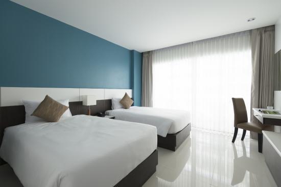 Chanalai Hillside Resort : Superior Room